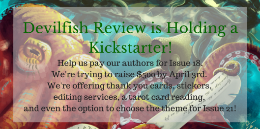 Devilfish Review is Holding a Kickstarter!